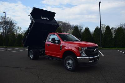 2021 Ford F-350 Regular Cab DRW 4x4, Reading Marauder Dump Body #47467 - photo 62
