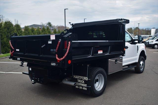 2021 Ford F-350 Regular Cab DRW 4x4, Reading Marauder Dump Body #47475 - photo 2