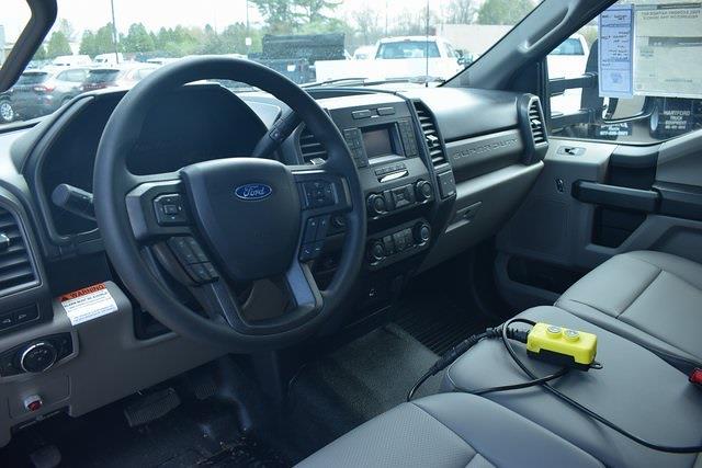 2021 Ford F-350 Regular Cab DRW 4x4, Reading Marauder Dump Body #47475 - photo 34