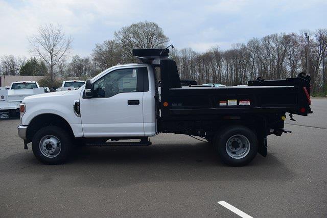 2021 Ford F-350 Regular Cab DRW 4x4, Reading Marauder Dump Body #47475 - photo 6