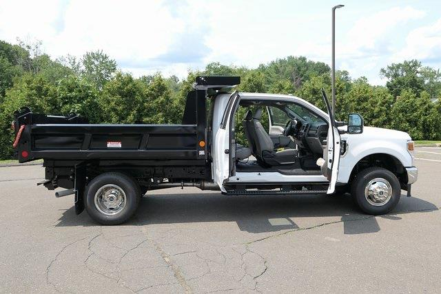 2021 Ford F-350 Super Cab DRW 4x4, Reading Marauder Dump Body #47508 - photo 43