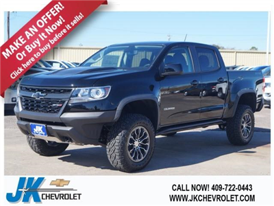 2018 Colorado Crew Cab 4x4,  Pickup #J1156181 - photo 1