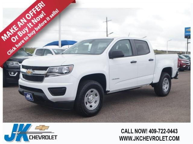 2018 Colorado Crew Cab 4x2,  Pickup #J1166767 - photo 1