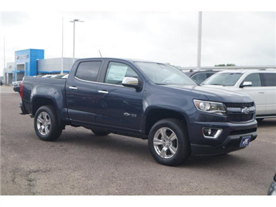 2018 Colorado Crew Cab 4x4,  Pickup #J1196459 - photo 10