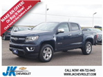 2018 Colorado Crew Cab 4x4,  Pickup #J1196459 - photo 1