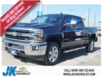 2018 Silverado 2500 Crew Cab 4x4,  Pickup #JF102275 - photo 1