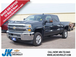 2018 Silverado 2500 Crew Cab 4x4,  Pickup #JF143854 - photo 1