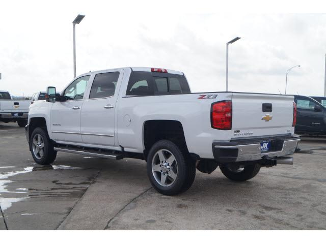 2018 Silverado 2500 Crew Cab 4x4,  Pickup #JF185338 - photo 2