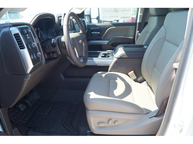 2018 Silverado 2500 Crew Cab 4x4,  Pickup #JF187420 - photo 8