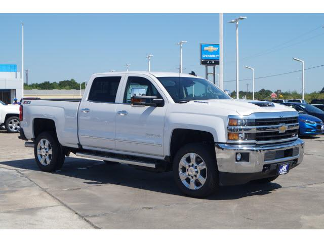 2018 Silverado 2500 Crew Cab 4x4,  Pickup #JF187420 - photo 10