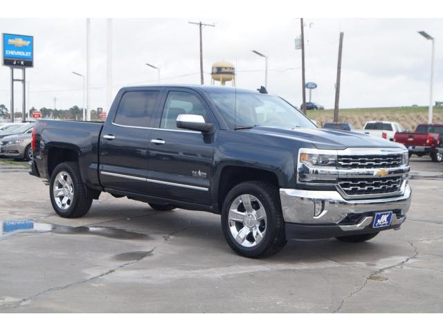 2018 Silverado 1500 Crew Cab 4x4,  Pickup #JG187549 - photo 10