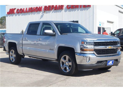 2018 Silverado 1500 Crew Cab,  Pickup #JG191781 - photo 10