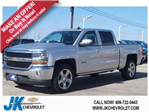 2018 Silverado 1500 Crew Cab,  Pickup #JG191781 - photo 1