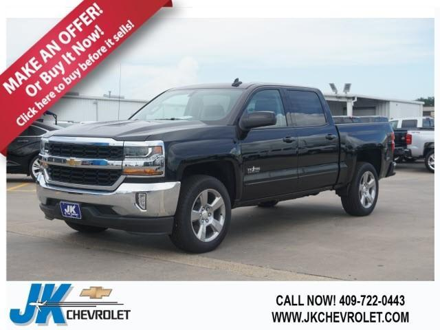 2018 Silverado 1500 Crew Cab 4x2,  Pickup #JG235533 - photo 1