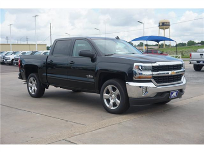 2018 Silverado 1500 Crew Cab 4x2,  Pickup #JG235533 - photo 9
