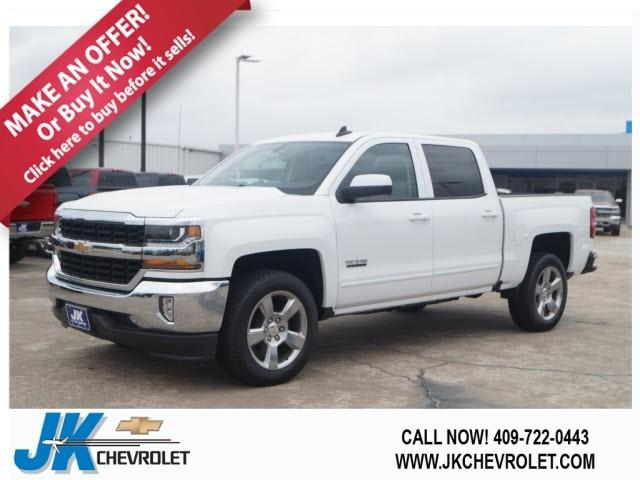 2018 Silverado 1500 Crew Cab 4x2,  Pickup #JG265166 - photo 1