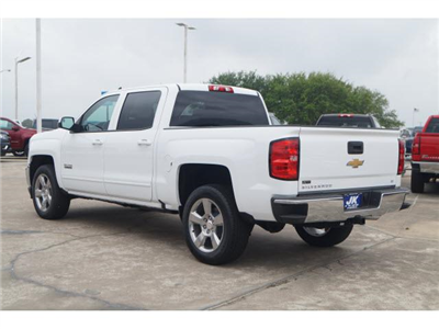2018 Silverado 1500 Crew Cab 4x2,  Pickup #JG265166 - photo 2