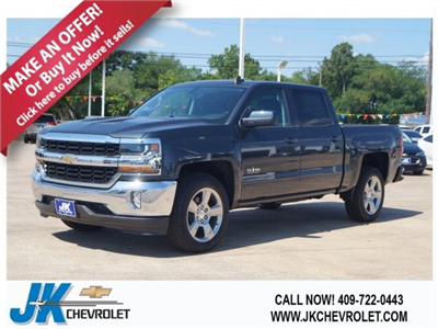 2018 Silverado 1500 Crew Cab 4x2,  Pickup #JG272788 - photo 1