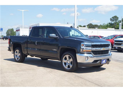 2018 Silverado 1500 Crew Cab 4x2,  Pickup #JG272788 - photo 10