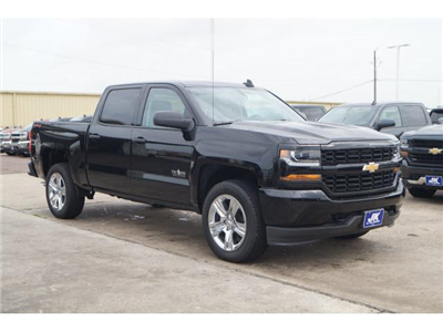 2018 Silverado 1500 Crew Cab 4x4,  Pickup #JG408534 - photo 10