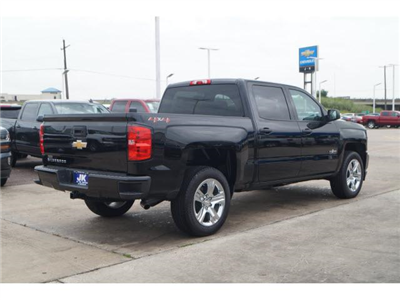 2018 Silverado 1500 Crew Cab 4x4,  Pickup #JG408534 - photo 3