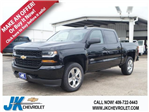 2018 Silverado 1500 Crew Cab 4x4,  Pickup #JG408534 - photo 1