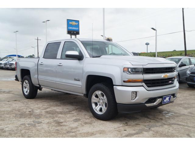2018 Silverado 1500 Crew Cab 4x4,  Pickup #JG425448 - photo 10