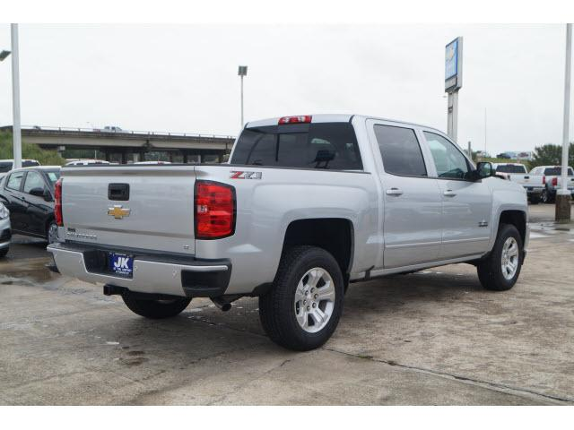 2018 Silverado 1500 Crew Cab 4x4,  Pickup #JG425448 - photo 3