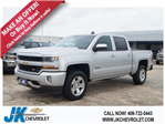2018 Silverado 1500 Crew Cab 4x4,  Pickup #JG425448 - photo 1