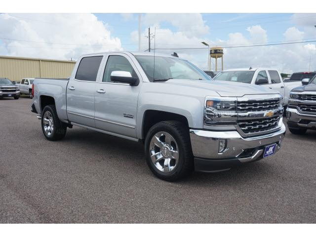 2018 Silverado 1500 Crew Cab 4x2,  Pickup #JG434324 - photo 9
