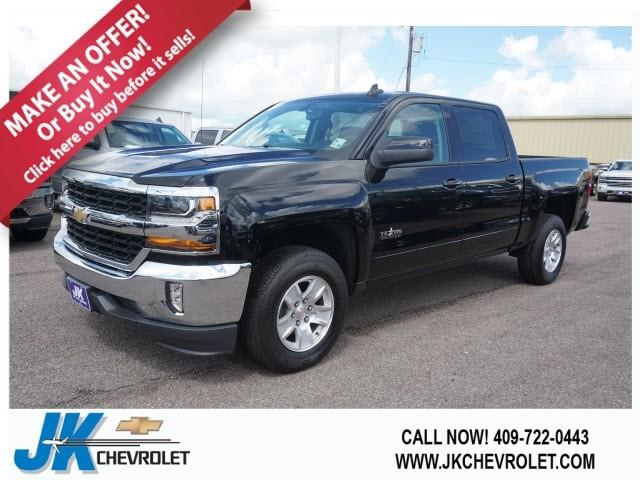 2018 Silverado 1500 Crew Cab 4x2,  Pickup #JG458608 - photo 1