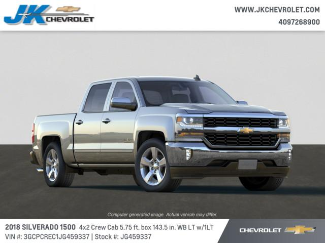 2018 Silverado 1500 Crew Cab 4x2,  Pickup #JG459337 - photo 5