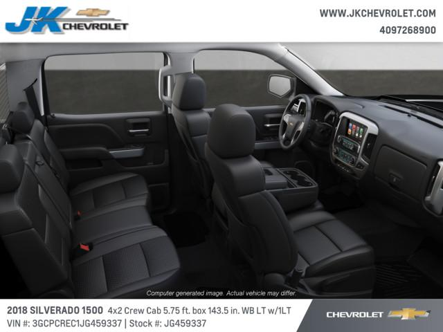 2018 Silverado 1500 Crew Cab 4x2,  Pickup #JG459337 - photo 7