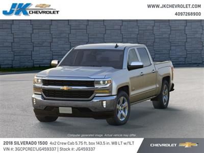 2018 Silverado 1500 Crew Cab 4x2,  Pickup #JG459337 - photo 1