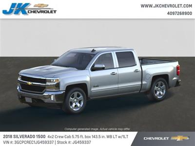 2018 Silverado 1500 Crew Cab 4x2,  Pickup #JG459337 - photo 3