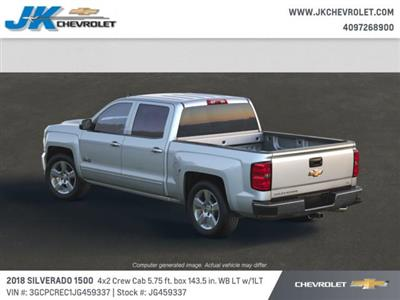 2018 Silverado 1500 Crew Cab 4x2,  Pickup #JG459337 - photo 4