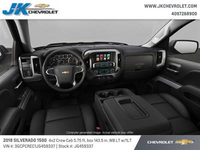 2018 Silverado 1500 Crew Cab 4x2,  Pickup #JG459337 - photo 6