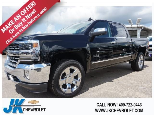 2018 Silverado 1500 Crew Cab 4x2,  Pickup #JG459918 - photo 1