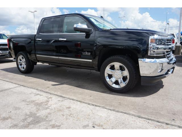 2018 Silverado 1500 Crew Cab 4x2,  Pickup #JG459918 - photo 3