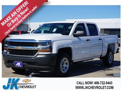 2018 Silverado 1500 Crew Cab 4x2,  Pickup #JG518521 - photo 1