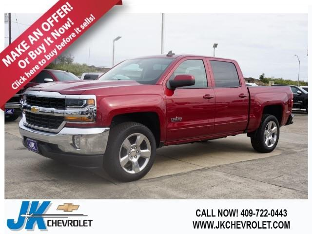 2018 Silverado 1500 Crew Cab 4x2,  Pickup #JG593177 - photo 1