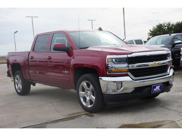 2018 Silverado 1500 Crew Cab 4x2,  Pickup #JG593177 - photo 10