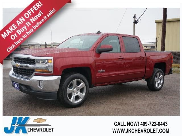 2018 Silverado 1500 Crew Cab 4x2,  Pickup #JG624648 - photo 1