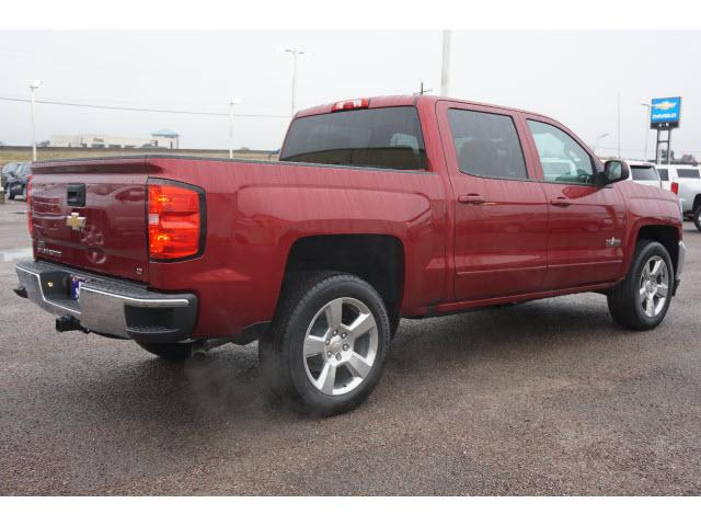 2018 Silverado 1500 Crew Cab 4x2,  Pickup #JG624648 - photo 9