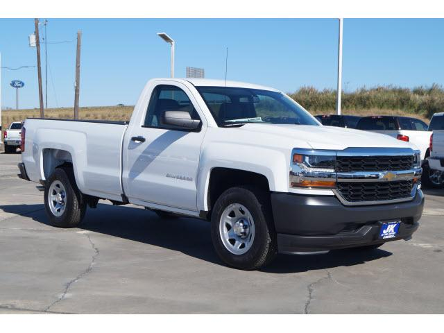 2018 Silverado 1500 Regular Cab 4x2,  Pickup #JZ210431 - photo 10
