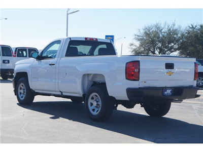 2018 Silverado 1500 Regular Cab 4x2,  Pickup #JZ210431 - photo 2
