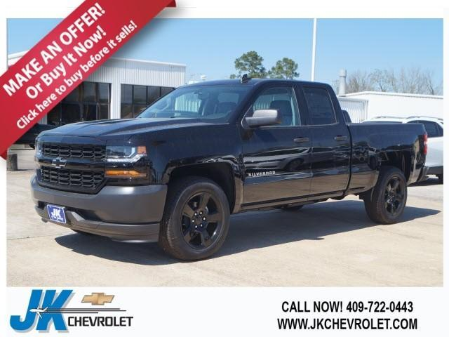 2018 Silverado 1500 Double Cab 4x2,  Pickup #JZ221366 - photo 1