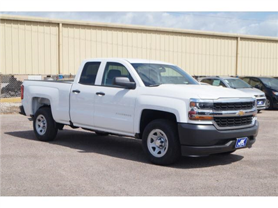 2018 Silverado 1500 Double Cab 4x2,  Pickup #JZ227541 - photo 10