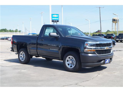 2018 Silverado 1500 Regular Cab 4x2,  Pickup #JZ239391 - photo 10
