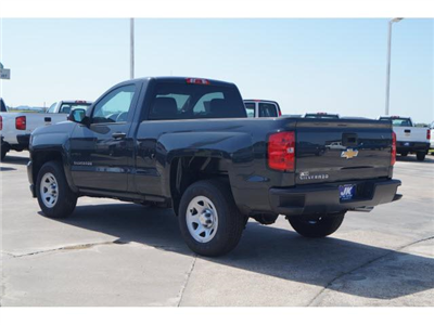 2018 Silverado 1500 Regular Cab 4x2,  Pickup #JZ239391 - photo 2